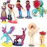 9 PCS Coco Miguel Hector Rivera Action Figure Cake Topper Kids Gift Doll Toys US