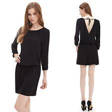 Ever-Pretty Shift Above Knee, Mini Dresses