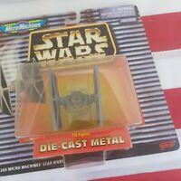Star Wars Micro Machines Die Cast Imperial Tie Fighter MOC 66260 Galoob 1996