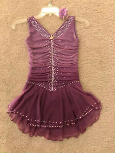 Figure Skating Competition or Test dress, Child L or Adult XS