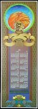 Tower Records Original Poster Calendar Frank Carson 1976 KJOY Radio Stockton