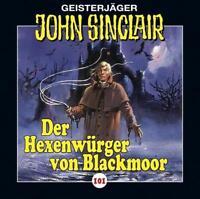 "Preisalarm! * HÖRSPIEL CD * JOHN SINCLAIR ""Der Hexenwürger"" 101 * NEU/OVP"