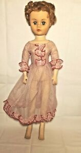 """Vintage 1950s - 1960s, 24"""" Deluxe Reading Doll with Miracle Vinyl / Magic Skin"""
