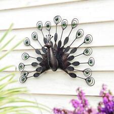 Peacock Metal Garden Sculptures