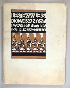 L.E. Stemmler CATALOG of Bowyers & Fletchers - circa 1938 -- archery