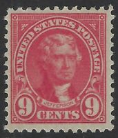 US Stamps - Scott # 561 - perf 11 - Mint Very Light Hinge                (H-344)