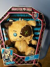 Monster High Frankie's Pet Watzit Bean Plush Freaky and Fabulous Pets