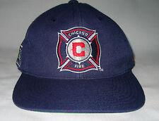 Chicago Fire MLS Sports Specialties Snapback Hat Cap