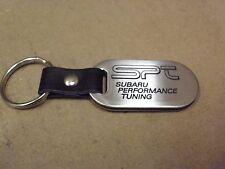 Geniune OEM Subaru SPT Polished Steel Key Chain (SOA342L116)