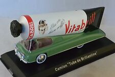 PROVENCE MOULAGE PM0100 - Camion Tube de Brillantine tour de France 1956  1/43