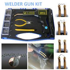 Car Bumper hot Stapler Plastic Welding Torch Fairing Auto Body Tool Repair Kit