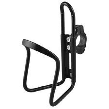 Oudoor Mountain Bike Bicycle Cycling Black Metal Water Bottle Cup Rack Holder
