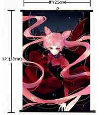 Anime Sailor Moon Crystal Wall Scroll Home Decor Poster Cosplay Gift 1383