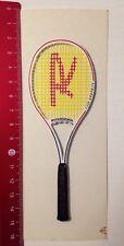 Aufkleber/Sticker: Rossignol - Tennis - Tennisschläger (040316157)