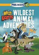 Wild Kratts: Wildest Animal Adventures (DVD, 2013, 5-Disc Set)