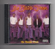 DA BADD SIDDE - No turnin back CD SEALED rare 1999 G-Funk Las Vegas