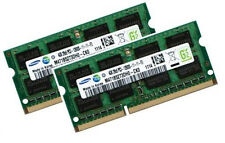 2x 4gb 8gb ddr3 RAM 1600 MHz + Apple MacBook Pro 2011 + marcas memoria Samsung