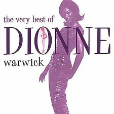 The Very Best of Dionne Warwick [Rhino] by Dionne Warwick (CD, May-2000, Rhino (Label))
