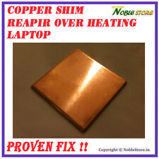 Copper Shim for HP dv2000 dv6000 dv9000 TX1000 V6000 Overheating Laptop Repair