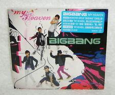 Korea Japan BIGBANG BIG BANG My Heaven Taiwan CD+DVD