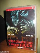 IL TREDICESIMO E' SEMPRE GIUDA DVD NUOVO SIGILLATO GIUSEPPE VARI MAURICE POLI