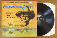 ROD McKUEN - Scandalous John [Soundtrack] Vinyl LP, 1971