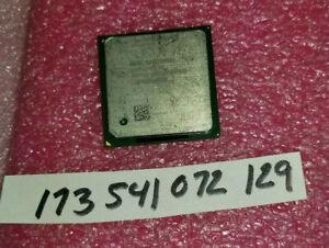 Intel RK80532PE072512 Pentium Ingénierie Échantillon QWF9
