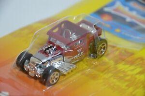 Hot Wheels 2007 Pepsi NEX JAPAN Exclusive Bone Shaker w/5 spork w/sticker VHTF