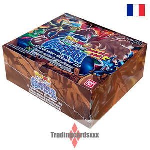 Dragon Ball Super Card Game - Boite de 24 Boosters EB03 : Giant Force