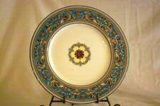 "Wedgwood Florentine Turquoise Dinner Plate 10 5/8"" #2417 Old Backstamp"