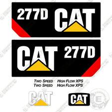 Caterpillar 277D Decal Kit Skid Steer