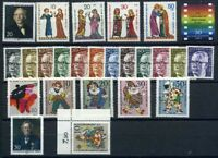 Berlin Jahrgang 1970 postfrisch MNH