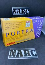 5x Kodak Portra 400 NC 120 film expired film