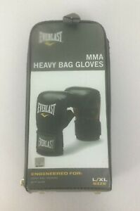 Everlast MMA Heavy Bag Practice Training Workout Gloves L/XL