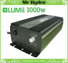 LUMii DIGITA 600w & 1000w  Dimmable Digital Ballast
