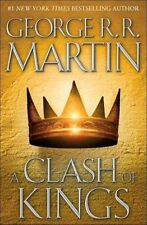 Clash of Kings 2 Book | George R.r. Martin HB 0553108034 BAZ