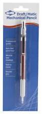 Dm09Bc Alvin Draft-Matic Mechanical Pencil .9Mm Blister Carded