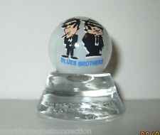 THE BLUES BROTHERS ON A WHITE PEARL MARBLE