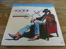 "GLENN HUGHES signed Autogramm ""FROM NOW ON"" Vinyl Schallplatte DEEP PURPLE  LOOK"