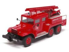 Dodge 6x6 1949 Pompiers ALERTE