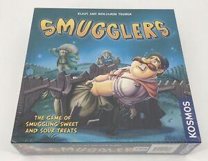 Kosmos Smugglers Board Game 2-4 Player New Sealed