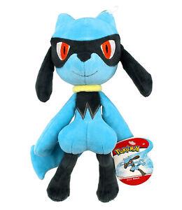 Pokemon Riolu Plüsch Figur Nintendo Anime Manga Kawaii Cosplay WCT 20 cm NEU