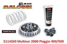 5114260 - Variatore Multivar 2000 Malossi 8 Rulli per Piaggio X9 500 Evolution