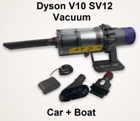 Dyson V10 Cyclone Car + Boat + Truck Cordless Cord-Free Handheld Vacuum Cleaner