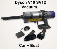 Dyson V10 Cyclone Car + Boat + Truck Cordless Vacuum - FACTORY REFURBISHED!