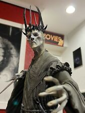 Sideshow Weta Lord Rings Witch-King Of Angmar! #453/ 1000! Very Rare! L@K!