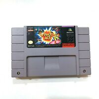 Space Ace - Super Nintendo SNES Game - Tested - Working - Authentic!
