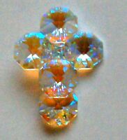 Crystal CROSS prism made with Swarovski Crystals