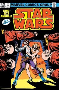 Star Wars Annual #2 (1983) VF (8.0)