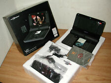 """Sonic Impact Video-55 Portable 7"""" Lcd Audio-Video Ipod Dock Player With Remote"""